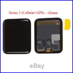 LCD Display Touch Screen Digitizer For Apple Watch iWatch Series 1 2 3 4 5 OEM